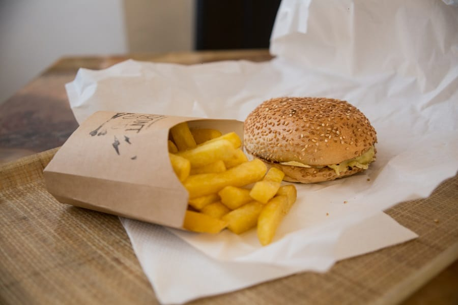 Vegetarisch und Vegan Essen Linz Front Food