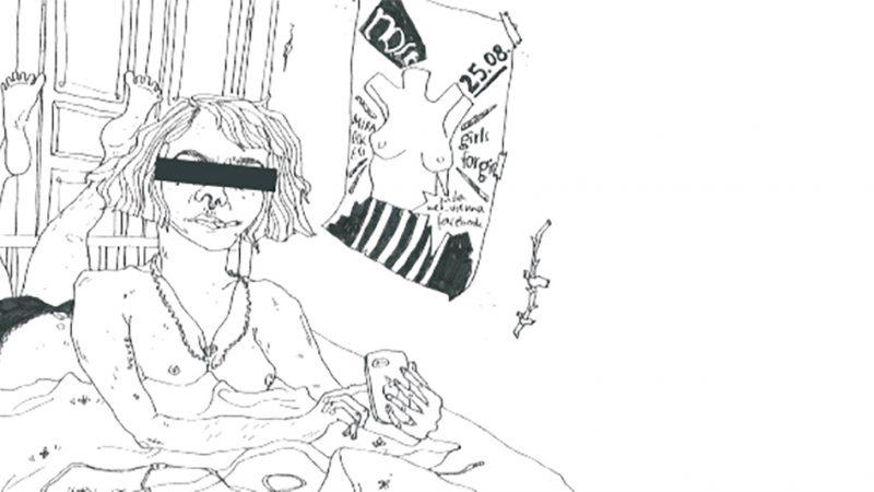Generation Porno_Illustration Julia Aichinger