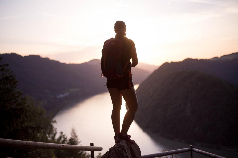 Wandern zur Donauschlinge