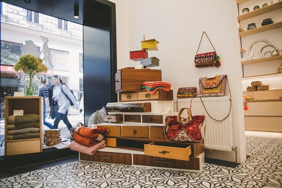 Durchreise Linz Concept Store