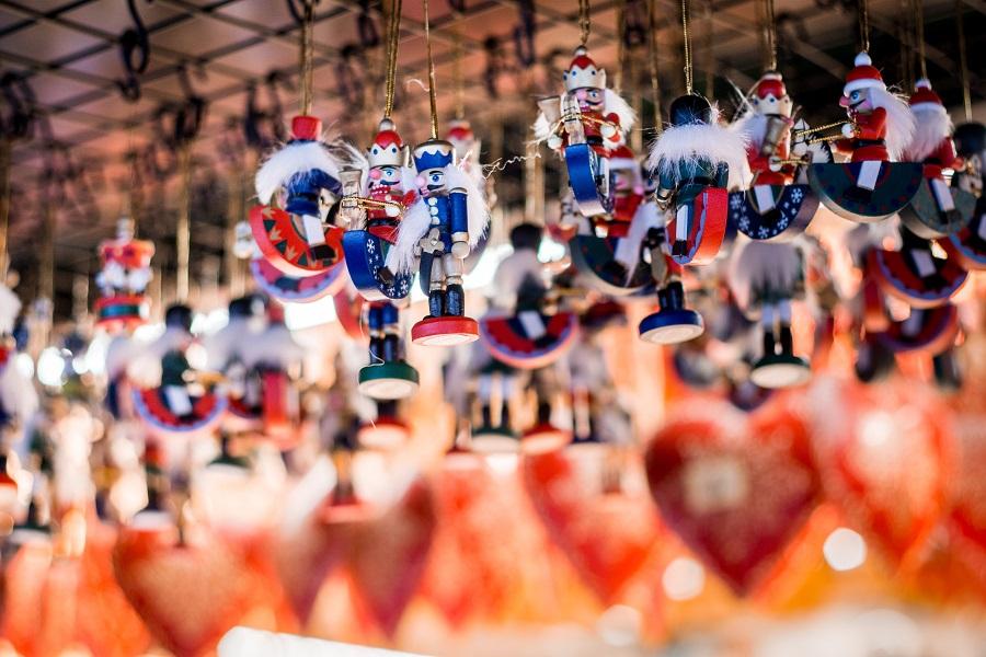 Adventmarkt in Linz