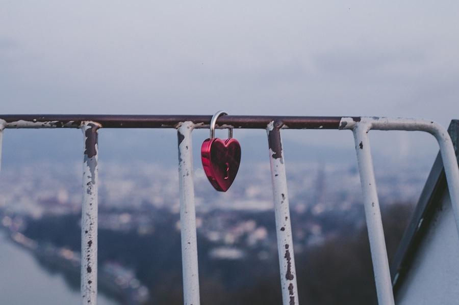 Liebe auf der Franz-Josefs-Warte Linz