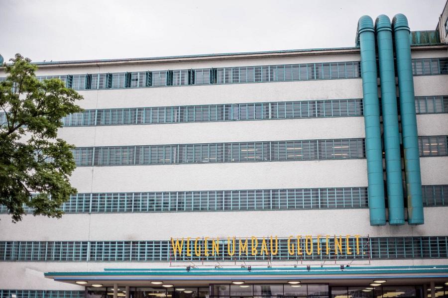 Tabakfabrik in Linz 2019