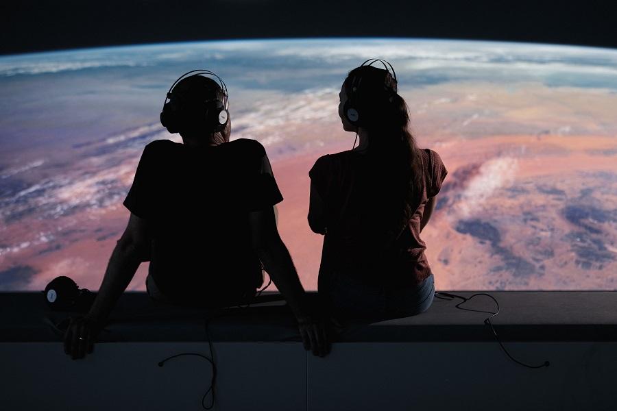 Global Shift im neuen Ars Electronica Center