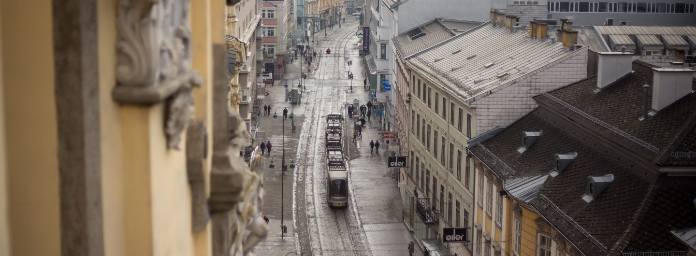 Strassennamen Linz